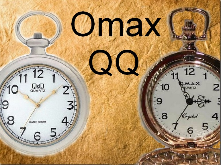 Карманные Q&Q, Omax